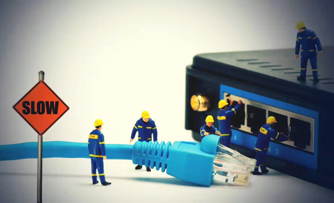 Network security with network cable
